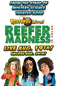 A RiffTrax Reefer Madness Review