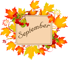 September . . . All This and Days Too