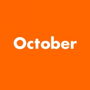 October . . . All This and Days Too