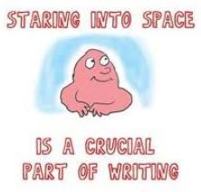 So Much Writing…