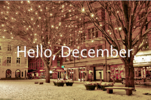 December . . . All This and Days Too